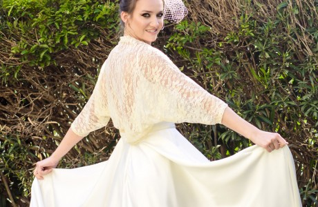 How to choose the perfect bridal cover up