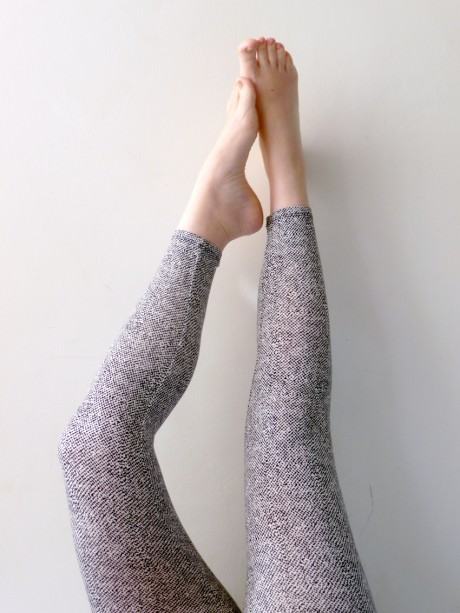 Tiny dots Printed Leggings
